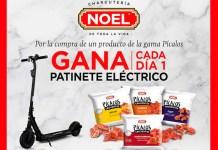 Gana un patinete eléctrico con Noel