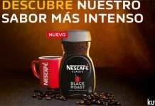 Prueba gratis Nescafé Black Roast con Kuvut