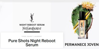 Muestras gratis de Pure Shots Night Reboot Serum