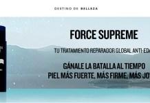 Muestras gratis de Force Supreme Crema
