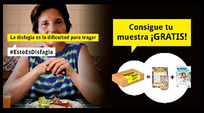 Nestlé Health Science regala packs de productos Meritene