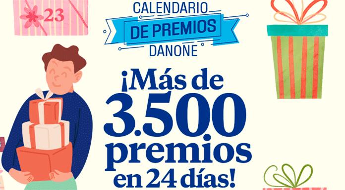 Calendario de Adviento Danone 2020