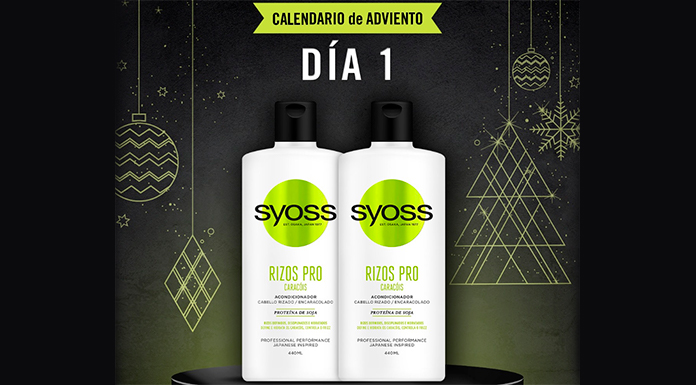 Calendario de Adviento Syoss 2020