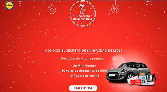 El secreto de la Navidad de Lidl