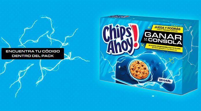 Gana una consola con Chips Ahoy