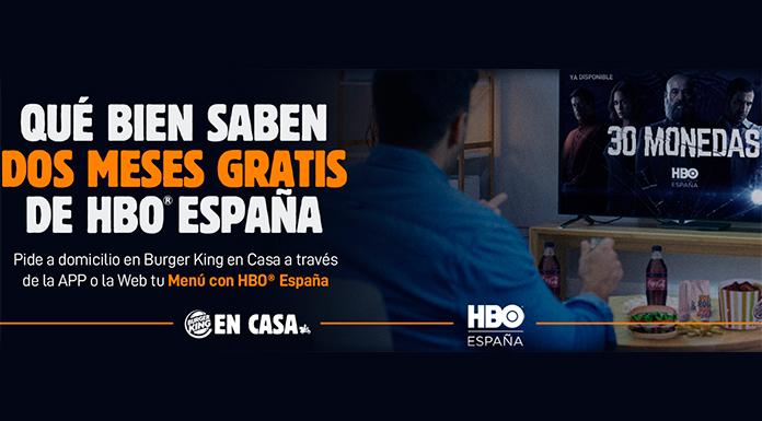 Gratis HBO con Burger King