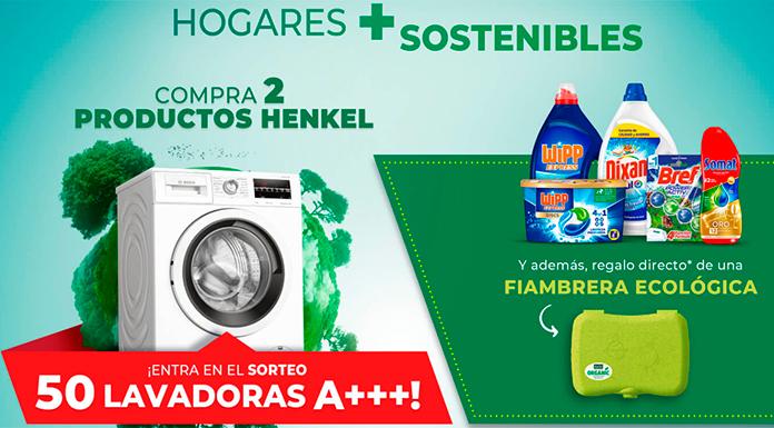 En Tu Casa Club sortean 50 lavadoras Bosch