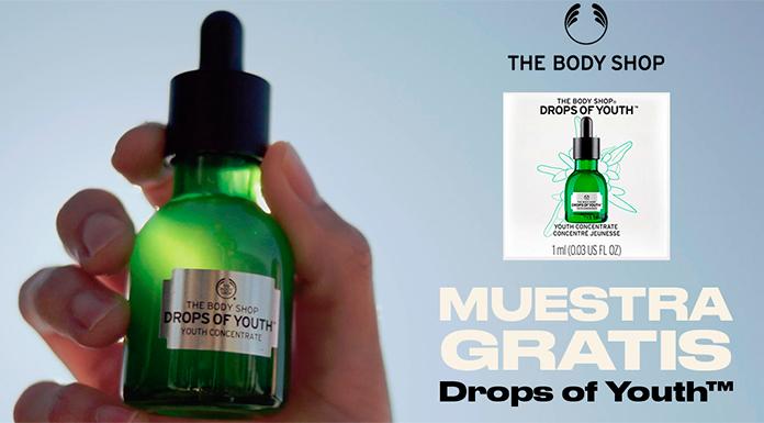 Muestras gratis de Drops Of Youth