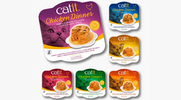 Prueba gratis Comida húmeda para gatos Catit Dinner