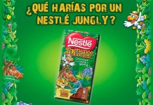 Sortean 25 tabletas de chocolate Nestlé Jungly
