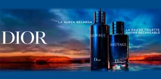 Muestras gratis de Sauvage de Dior