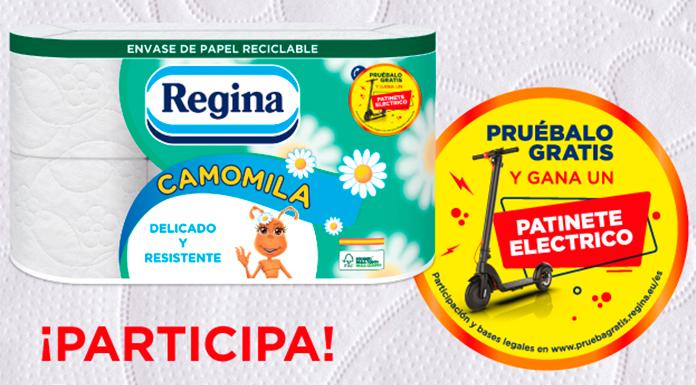 Prueba gratis Regina Camomila