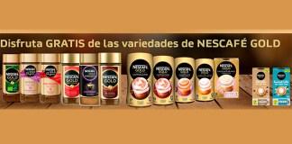 Reembolsos Nescafé Gold