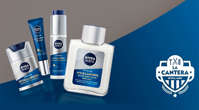 Sortean 100 productos Nivea Men Hyaluron