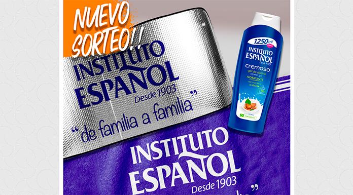 Sorteo de un set de verano Instituto Español