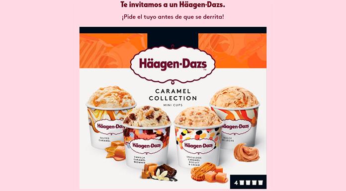 Prueba gratis Häagen-Dazs