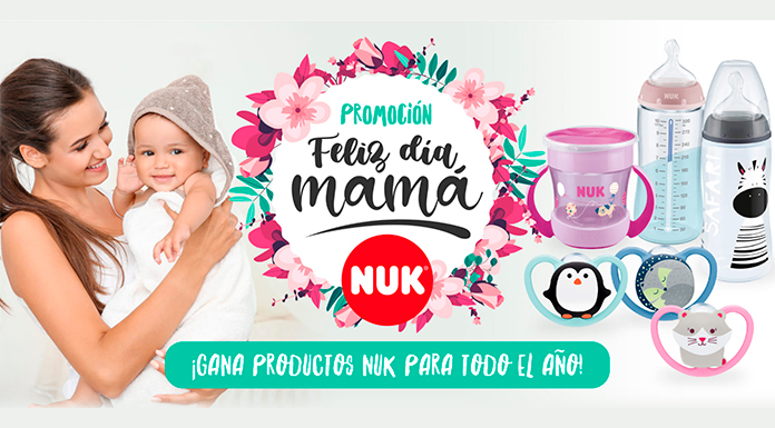 Regalan productos NUK para todo el año