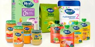Sortean un lote de productos Hero Baby