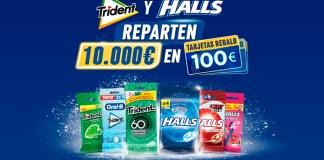 Trident y Halls reparten 10.000 euros