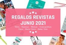 Regalos Revistas Junio 2021