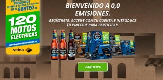Estrella Galicia sortea 120 motos eléctricas