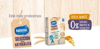 Prueba gratis las Papillas Nestlé Selección De La Naturaleza