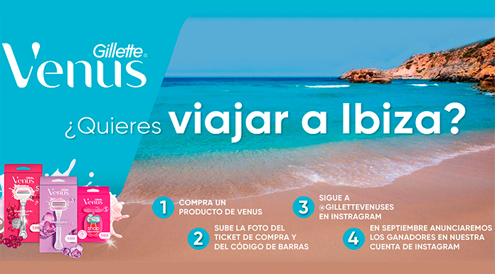 Viaja a Ibiza con Venus