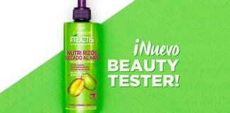 Dan a probar gratis Fructis Nutri Rizos