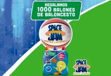Nestlé Family Club regala 1.000 balones Space Jam