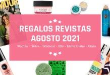 Regalos Revistas Agosto 2021