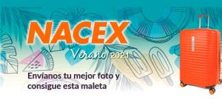 Gana una maleta Roncato con Nacex