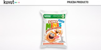 Muestras gratis de Cereales Cini Minis