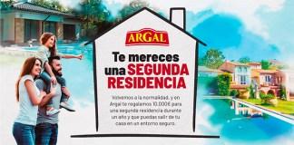 Argal te regala 10.000 euros para una segunda residencia