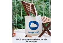 Gana una bolsa de tela reutilizable de Mayoral