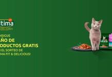 Sorteo de 1 año de productos gratis Ultima Fit & Delicious