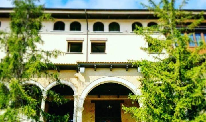 Hotel Spa Balfagón: entrada