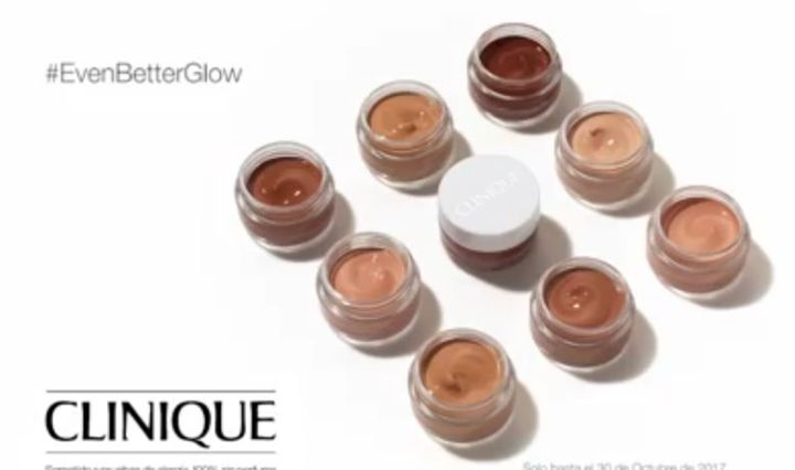 Muestras gratis de Maquillaje de Clinique