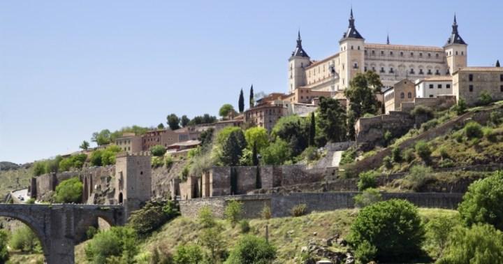 Regalos para el Día del Padre - Visita y almuerzo en Toledo