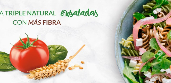Prueba gratis las hélices de Ensaladas Integral de Gallo