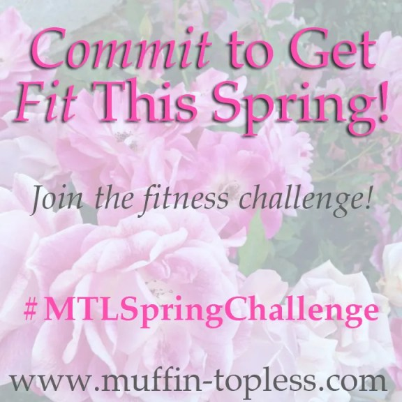 FREE Spring Fitness Challenge to get you in shape for Spring break and Summer!