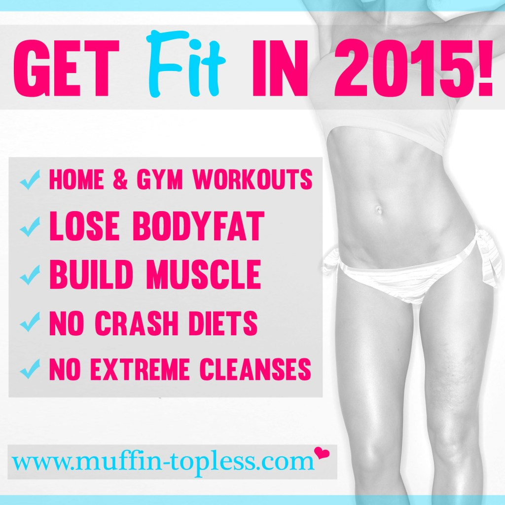Shed unwanted body fat and tone up with these 12 week exercise programs!