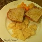 Vegetarian Sandwich | Sautéed Peppers & Onions