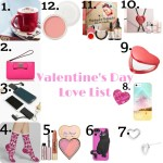 Valentine's Day Love List | Gift Guide
