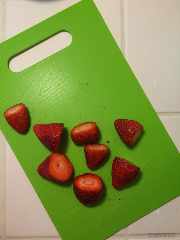 smoothie recipe muffinchanel  strawberry