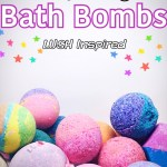Make Your Own | Bath Bombs *LUSH Inspired*