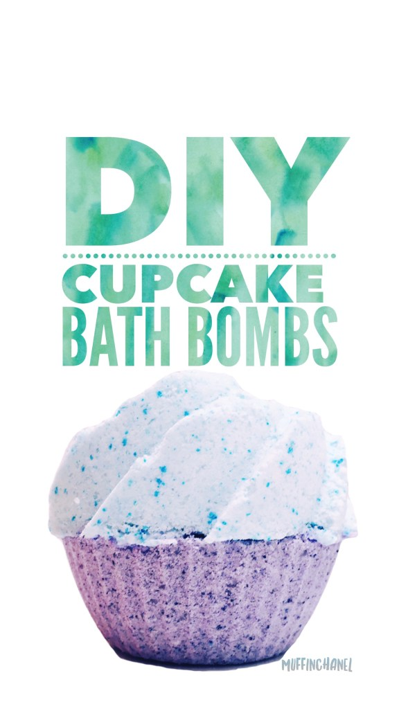 cupcake bath bomb Archives - MuffinChanel