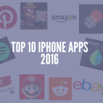 Top 10 iPhone Apps of 2016