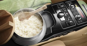 audi a8 rice cooker