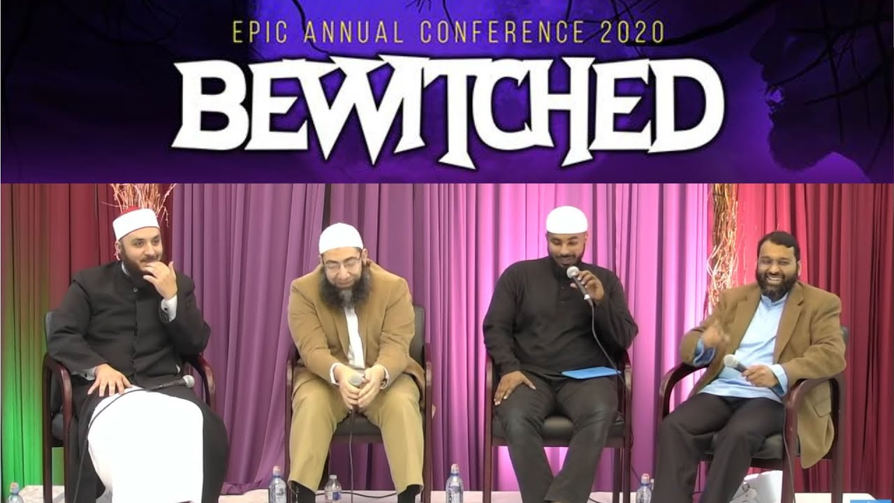 Ruqya, Posession, Evil Eye, Adkar, Jinn Stories, Potions and Knots | Bewitched Conference