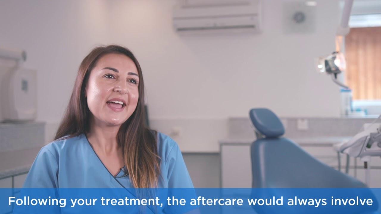 Facial aesthetics at Bupa Dental Care
